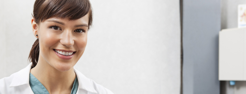 Woman from Salt Lake City got clear braces near Sandy Utah at Dr. Clint Blackwood's Murray UT dentist office.